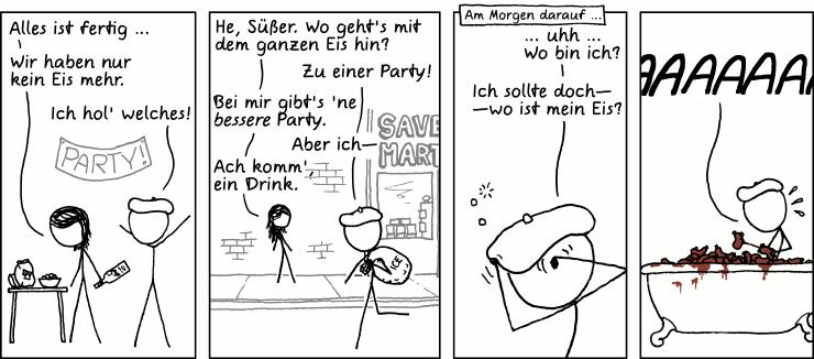 Mit Lippenstift An Den Badezimmer Spiegel Geschrieben, Und Mir Eine  Mitgliedskarte Auf Dem Tresen Hinterlassen.